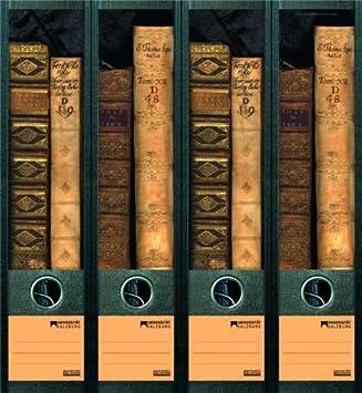 File Art ajusb02 Diseño Etiquetas - Etiquetas para archivadores: Amazon.es: Oficina y papelería