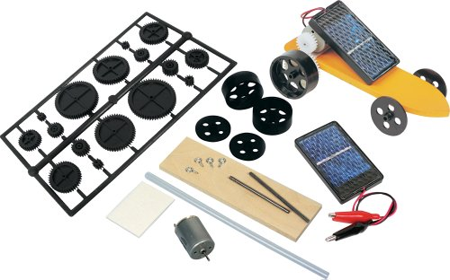 Pitsco-Basswood-SunZoon-Lite-Solar-Car-Kit-For-30-Students
