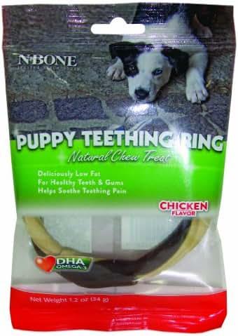 Dog Treats: N-Bone Puppy Teething Rings