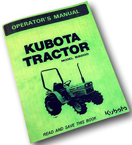 Kubota B8200 for sale | Only 4 left at -60%