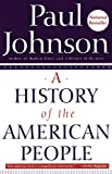 img - for A History of the American People book / textbook / text book