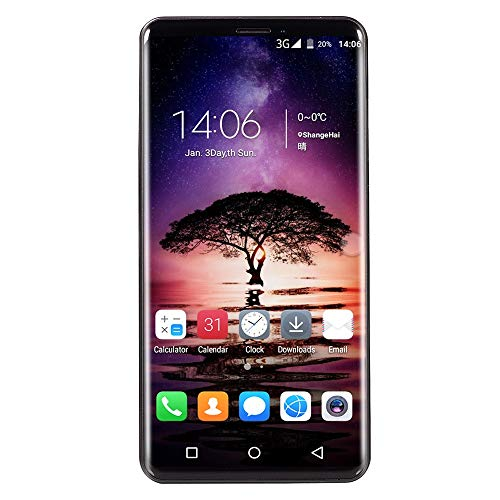 (Smartphone Unlocked Cell Phones Unlocked Dual HD 5.72 inch Camera Smartphone Android 6.0 WiFi GPS 3G Call Mobile Phone)