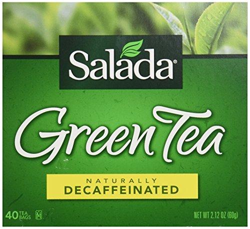 Tea Green Salad (Redco Foods Salada Green Tea Decaf, 40 ct)