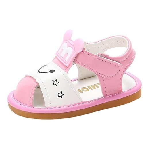 Sandalias Para Bebés Xinantime Zapatos Bebé Primeros pasos Sneaker Zapatilla de Recién nacido zapatilla de deporte