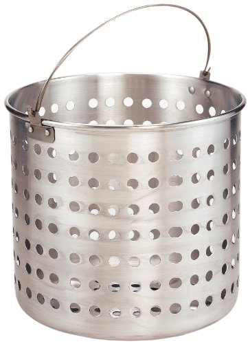 (Crestware 30-Quart Steamer Basket)