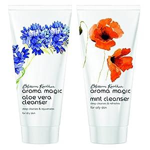 Aroma Magic Cleanser Aloe Vera & Mint Combo 100ml