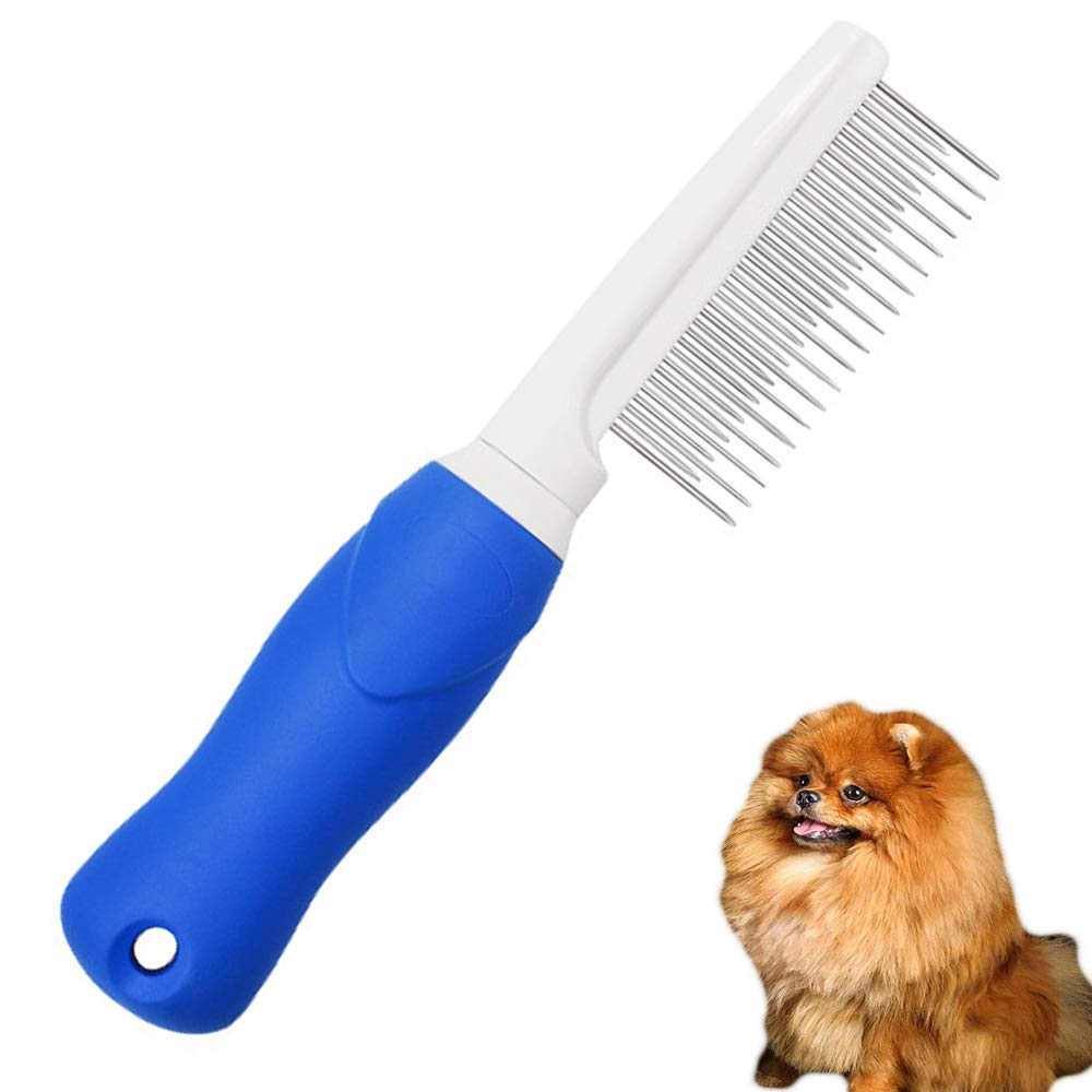 Pet Shedding Comb for Dogs and Cats
