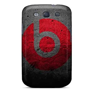 Excellent Hard Cell-phone Cases For Samsung Galaxy S3 With Support Your Personal Customized Nice Red Wall Logos Letter Bee Monster Beat Pictures Luoxunmobile333
