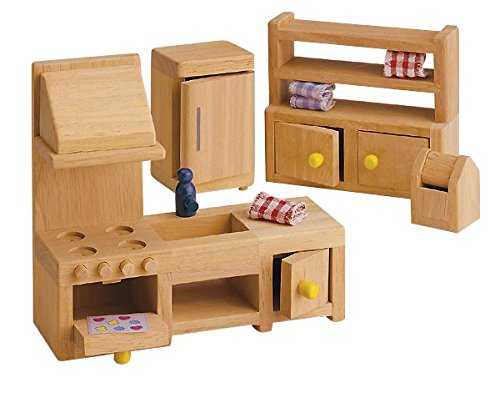 Small World Toys Ryan's Room Wooden Doll