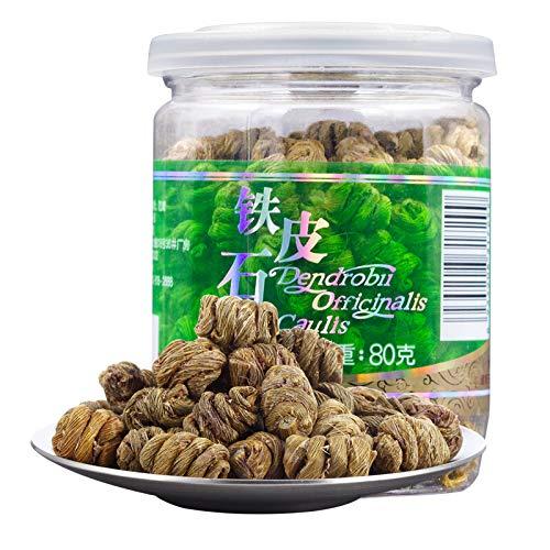 Beijing Tong Ren Tang Dendrobii Zhejiang Yueqing Dendrobe Shi Hu 北京同仁堂铁皮石斛 ()