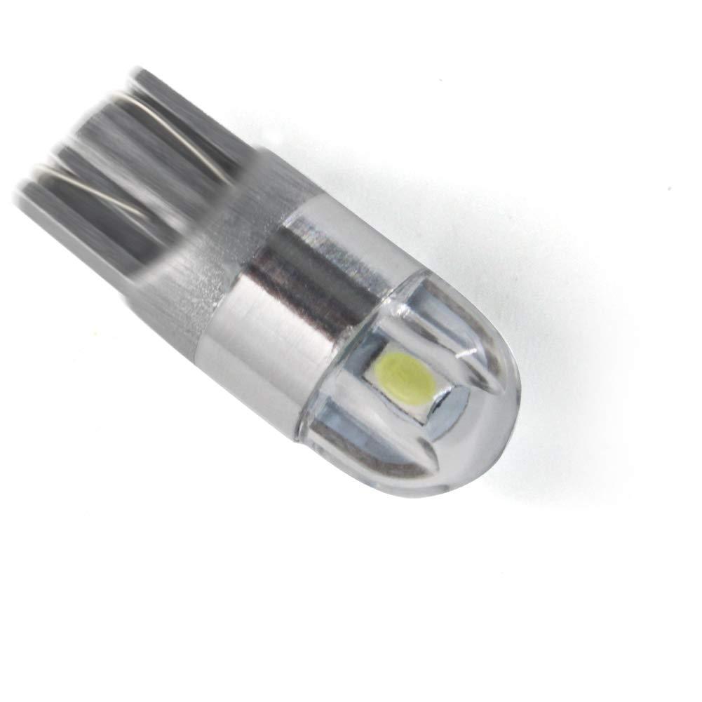 6000K blanco xen/ón Paquete de 2 DE3175 DE3021 DE3022 C5W 31mm Festoon Bombillas LED Canbus Error libre CREE 1-SMD Super Brillante para matr/ícula Dome Interior de luces led para auto