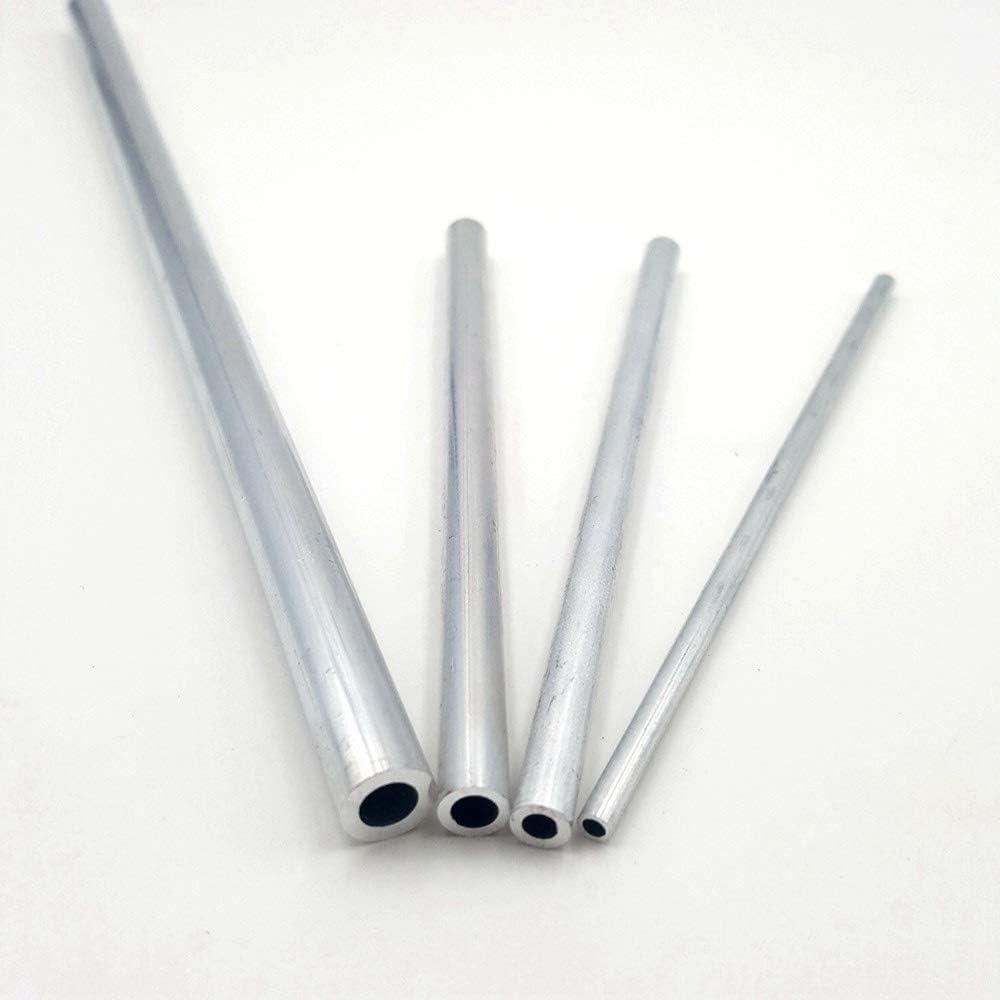 20CM Aluminium-Hohlrohrachse Aeromodel Metall Tube Drive Shaft Rohr NO LOGO LT-Motor Gr/ö/ße : 1PC 3X2 20CM 10CM