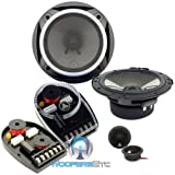 C2-600 - JL AUDIO 6'' INCH EVOLUTON SERIES 2-WAY COMPONENT SYSTEM