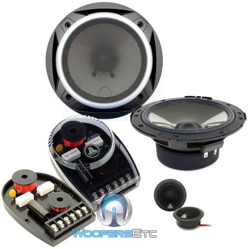 C2-600 - JL AUDIO 6' INCH EVOLUTON SERIES 2-WAY COMPONENT SYSTEM