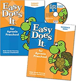 Easy Does It for Apraxia and Motor Planning: Robin Strode ...