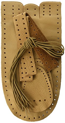 Realeather Leather Moccasin Kit, Size 6-7, Small - Moccasin Kit