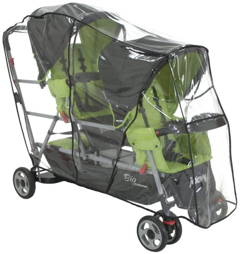 Big Caboose Stroller - 5