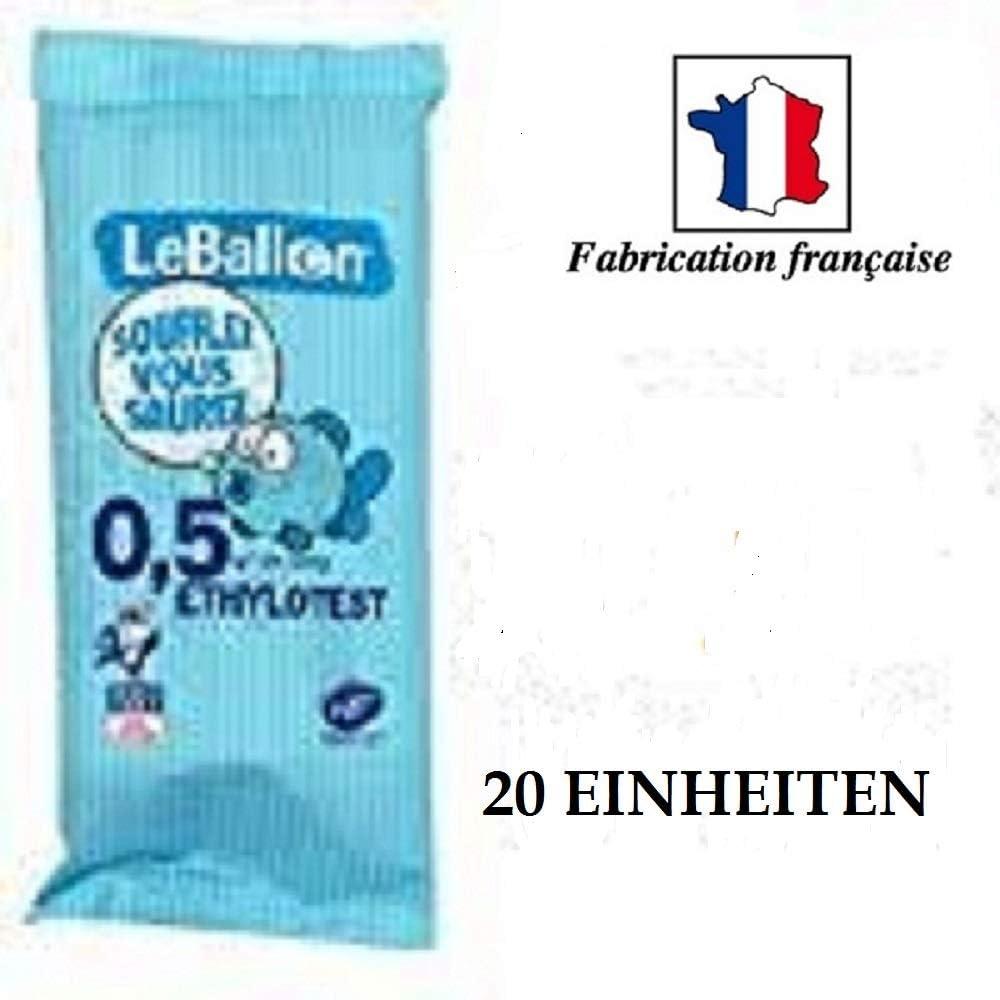 Alkohol Alkoholtester Atemtest Kit Eu Frankreich Zertifizierte Test Auslese Kits Für 0 5 Alkoholtester Nf Zertifiziert Auto