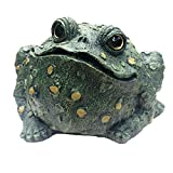 HomeStyles Toad Hollow Jumbo Toad Natural Green