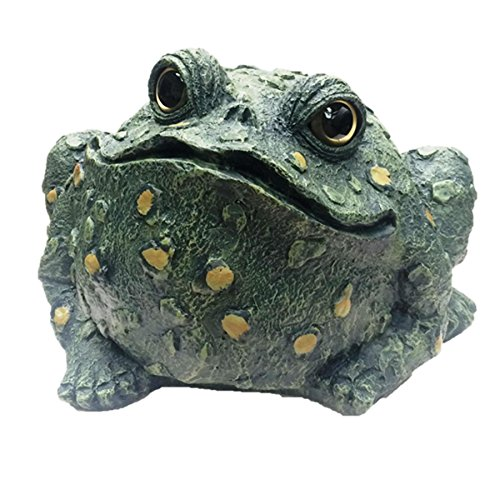 HomeStyles Toad Hollow Jumbo Toad Natural Green Review