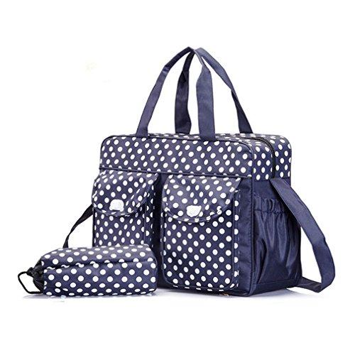 G&T Mummy Bag Crossbody Fashion Multifunctional Mother Bag Maternal Pregnant Women Expectant Bag(C3)