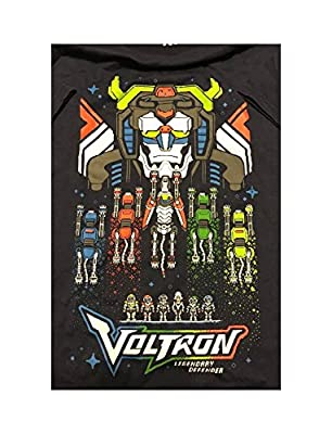 Loot Crate Voltron Legendary Defender Transformers - Short Sleeve Shirt Exclusive