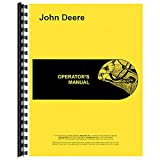 New Lawn and Garden Tractor Operator's Manual (Hydrostatic) for John Deere 400