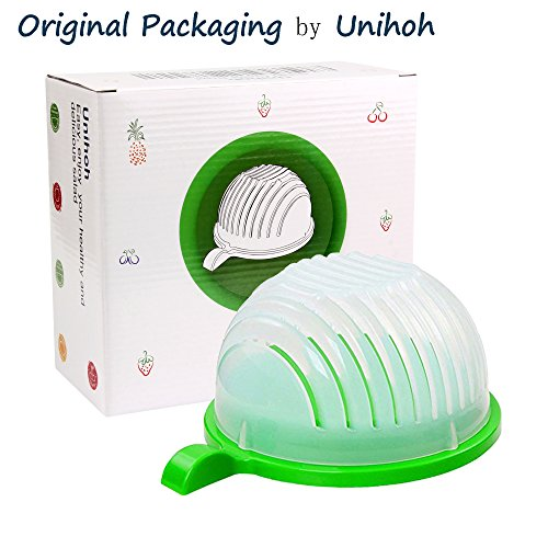 60-Second-Salad-Cutter-Bowl-Salad-Maker-Salad-Bowl-Vegetable-Salad-chopper-Salad-Shooter-Salad-Server-Make-Your-Salad-in-60-Seconds-by-Unihoh
