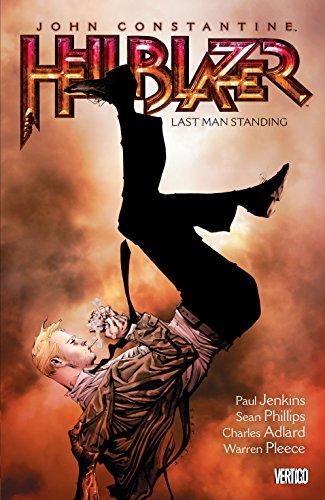 John Constantine, Hellblazer Vol. 11: Last Man Standing (Hellblazer (Graphic Novels))