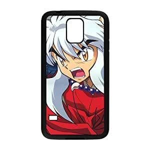 Inuyasha unique red cloth boy Cell Phone Case for Samsung Galaxy S5