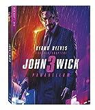 John Wick: Chapitre 3 - Parabellum BD/DVD (Bilingue) [Blu-ray]