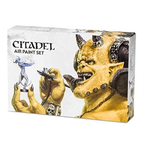 Citadel Air Paint Set SW by Games Workshop