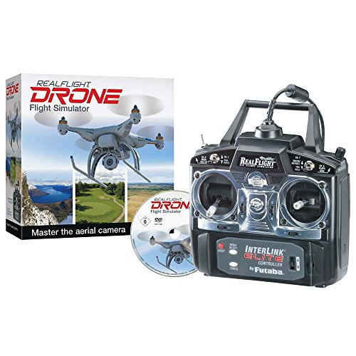 Great Planes RealFlight Drone RC Flight Simulator with