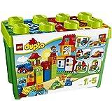 LEGO DUPLO - Caja divertida Deluxe, multicolor (10580)