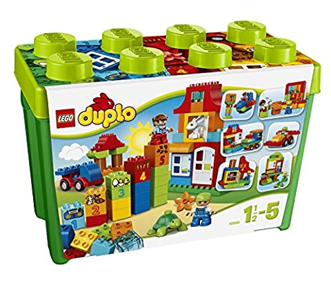 Adulte Deluxe Lapin - LEGO Duplo My First Deluxe Box of