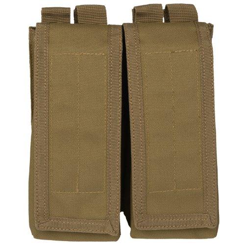 Mil-Tec - Bolsa doble para cargador de AK47 para airsoft, color verde