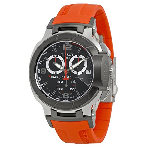 tissot-mens-t0484172705701-t-race-two-tone-stainless-steel-watch-with-red-rubber-band