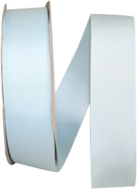 "Vintage Gross Grain Ribbon Light Blue Cotton Nice Quality 1 1//2/""  French"