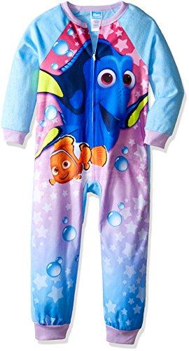 Disney Girls Finding Dory Minky Footed Blanket Sleeper