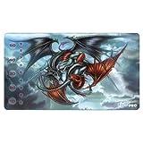 Magic the Gathering - MTG Playmat: Monte Moore Trinity Dragon Play Mat