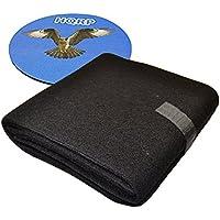 HQRP Pre-Filter for Honeywell 17200, 17205, 17250, 17352, 17450, 17440, 17500, 17604, 17617,17736 Air Pirifier + HQRP Coaster