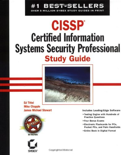 Read Online CISSP: Certified Information Systems Security Professional Study Guide ebook
