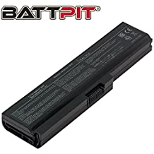 Battpit™ Laptop / Notebook Battery Replacement for Toshiba Satellite C650 (4400 mAh) (Ship From Canada)