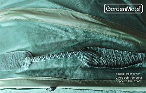 GardenMate 2-Pack 43 Gallons Pop-Up Garden Waste Bags - Collapsible spring bucket - Collapsible Container by GardenMate (Image #1)