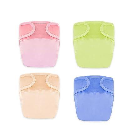 WJY Ropa Interior para Niña Ropa Interior De Niño Pantalones De Pañal para Niños Algodón Respirable