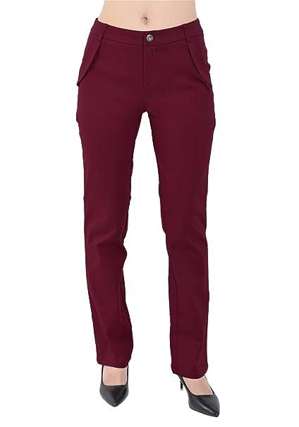 5cbae0f1 PattyCandy Womens Comfort Fit Straight Leg Jungle Pants, XS-5XL