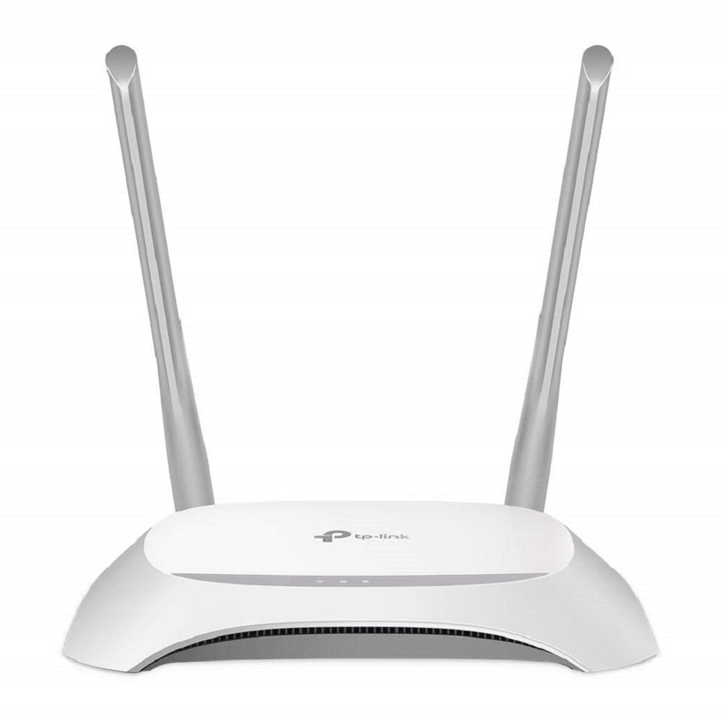 TP-link 300Mbps Wireless N Speed N300 TL-WR840N Wi-Fi WiFi Router | Access Point Mode | Range Extender mode | WISP Mode | Parental Controls | Guest Network | IPTV | IPv6