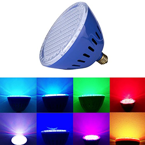 Color Changing Inground Pool Light