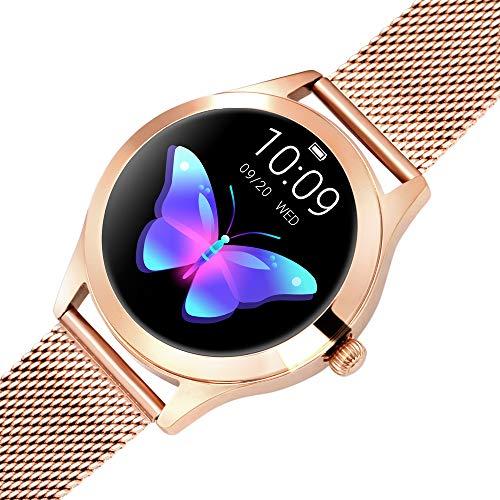 Fitness Tracker, Sport Tracker Women's Smart Watch Band Bracelet Heart Rate Monitor Smartwatches Pedometer w/Step…