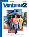 Ventures Level 2 Teacher's Edition with Assessment Audio CD/CD-ROM